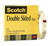 Scotch 665 Permanent Double Sided Tape Clear 1 2 Quot X 36yds