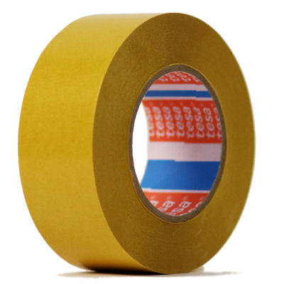 Tesa 50658 Double Sided Splicing Tape Translucent 25mm x 50m NEW