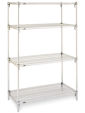 Metro Wire Super Erecta Super Adjustable Shelving Units