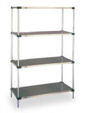 Metro Solid Shelving Units
