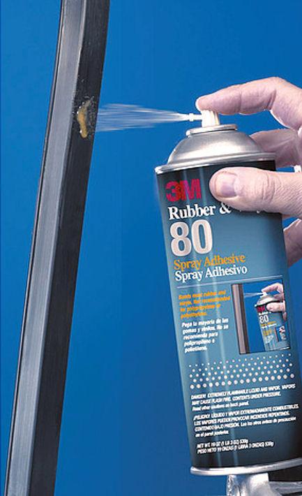 3m Rubber Amp Vinyl 80 Spray Adhesive 19 Oz I Toll Free 1