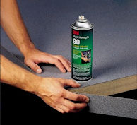 3m 90 spray adhesive